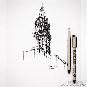 Big Ben London Fineliner