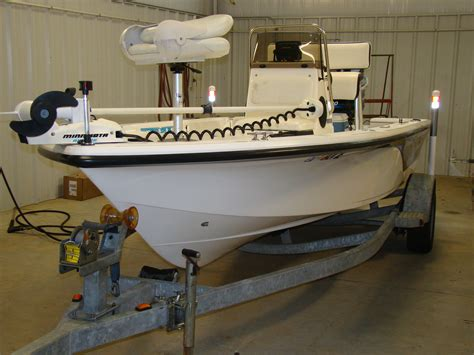 Center Console Bass Boats For Sale by 2004 Bass Tracker Nitro 18 Center Console For Sale The