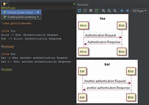 Jetbrains Plugin Repository    Plantuml Integration