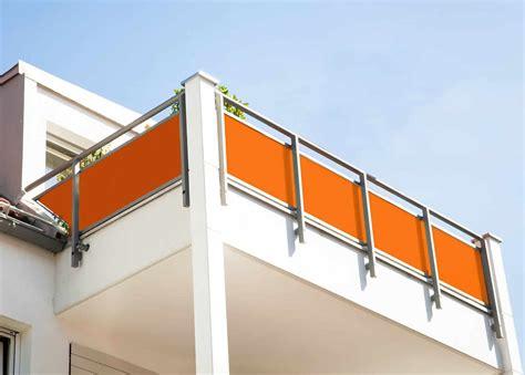 Balkon Sichtschutz Stoff by Balkon Sichtschutz Stoff Stunning Grau With Balkon