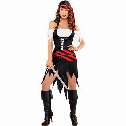 Costume Pirate Adult Rogue Maiden Party Partycity