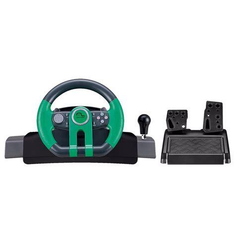 Xbox One Volante Volante Multilaser Para Xbox One E Pc Marcha Acoplada