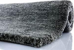 Teppich Schurwolle Grau : tuaroc berber teppich maroc de luxe 20 20 double anthrazit bei tepgo kaufen versandkostenfrei ~ Whattoseeinmadrid.com Haus und Dekorationen