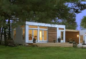 Green Homes Ideas Photo Gallery by Homes Founder Builds Origin Prefab Artist Studio