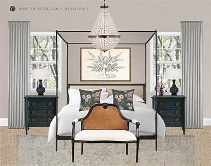 Mood Bedroom Interior Boards Master Residential Moodboard