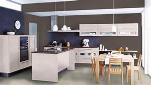 Modele De Cuisine Cuisinella : cuisine design cuisinella construire ma maison ~ Premium-room.com Idées de Décoration