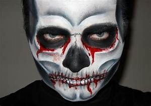Halloween Make Up Männer 99 Halloween Make Up Ideen Gesicht Und H