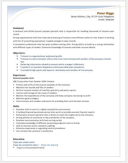 100 sle resume for all types of hydro test
