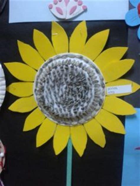 sunflower craft idea  kids crafts  worksheets  preschooltoddler  kindergarten