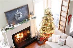 farmhouse christmas decorating home tour finding home farms
