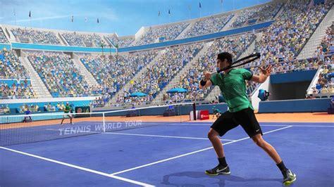 Miles morales pkg update ps4 us. Tennis World Tour para PlayStation 4 :: Yambalú, juegos al mejor precio