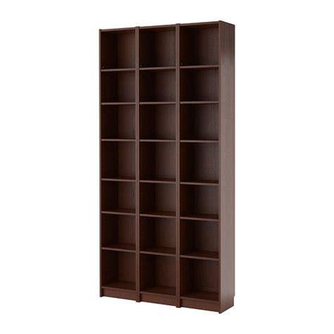 Ikea Small Bookcase by Ikea Billy Bookcase Medium Brown Narrow Shelves