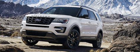 2020 ford explorer xlt sport appearance package 2017 ford explorer xlt sport appearance package