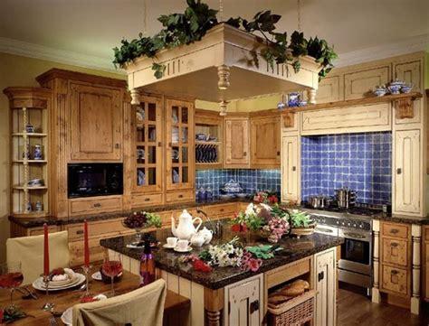 cuisine toscane décoration cuisine toscane