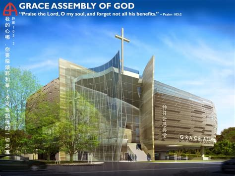 We have a congregation dedicated to the gospel and determined to let the world know of the love and hope available in christ. Singapore Church Buildings: Grace Assembly of God, Tanglin