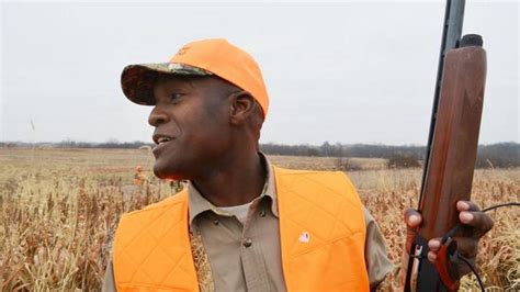 urging african americans  hunt  wichita eagle