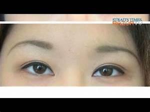 Asian eyes comparable to Caucasian eyes (Eyelash Envy Pt 1 ...