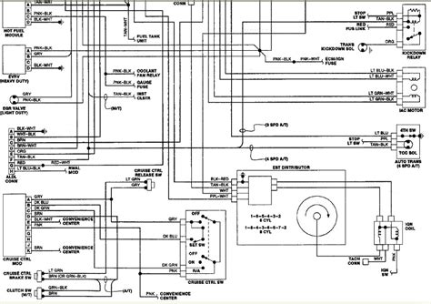 1989 Chevy Wiring Diagram by Do You A Wiring Diagram That Shows The Routing