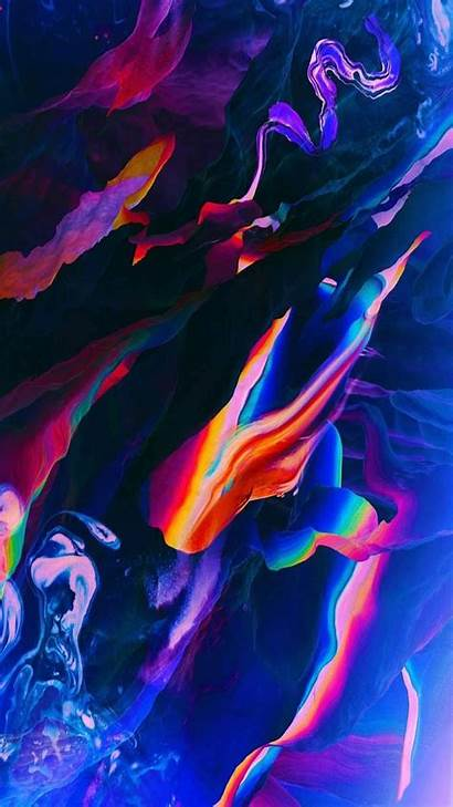 Abstract Liquid Backgrounds Amoled Wallpapers Fluid Gradient