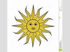 Symbol Of Uruguay, Vector Illustration Stock Vector
