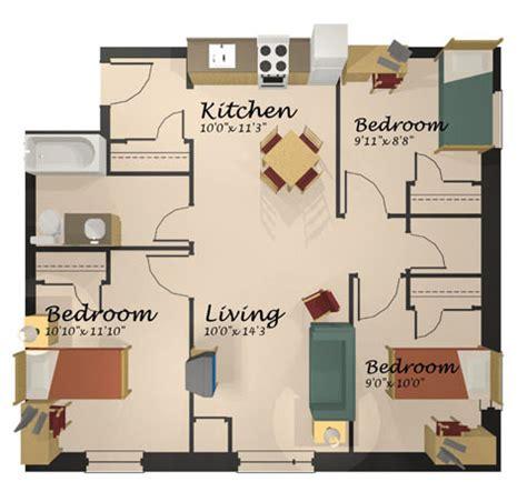floor plans   st pauls university college
