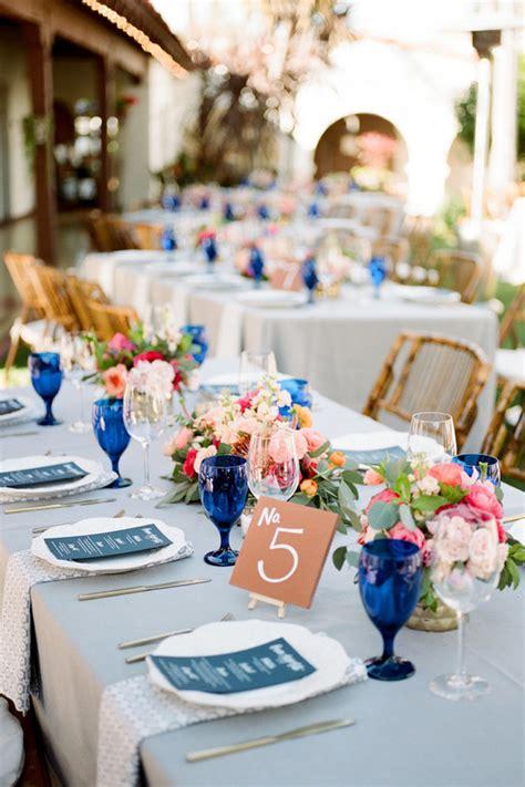 Spanish Style Wedding At Casa Romantica  100 Layer Cake