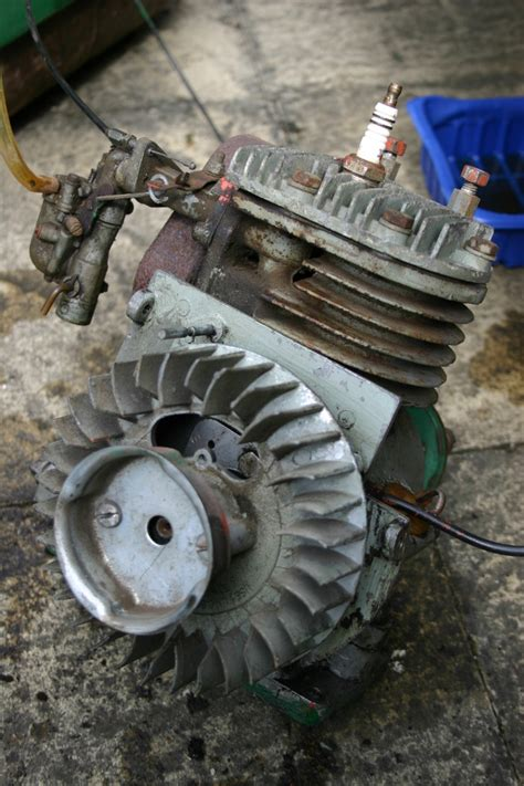 wood gas  stationary engine  wood gasification
