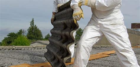 asbestos removal garage repair aberdeen