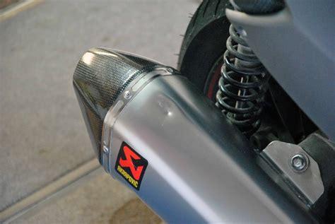 pot akrapovic pour mp3 500 28 images nouvel akrapovic pour nos scooters 3 roues page 1 pot