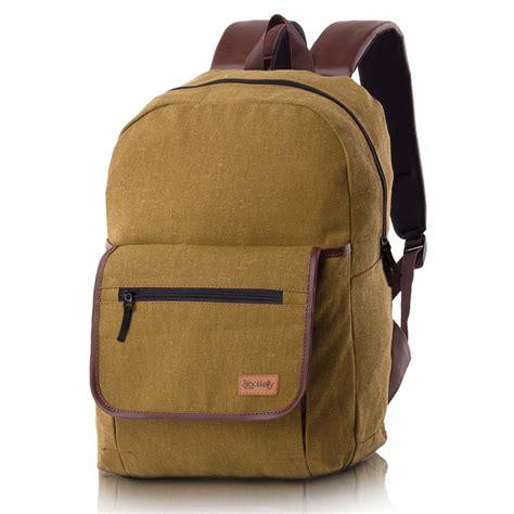 jual beli tas ransel kanvas pria wanita backpack