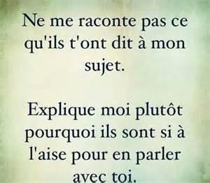 Ils Ne Sont Pas Peints by Ne Me Raconte Pas Ce Qu Ils T Ont Dit 224 Mon Sujet