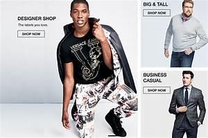 Men's Clothing & Men's Apparel - Designer Brands & Fashion ...