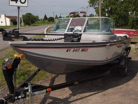 Used Aluminum Boats For Sale In New York used aluminum fish boats for sale in new york boats