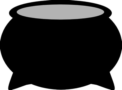 pot of gold line large cooking pot clip at clker vector clip royalty free domain