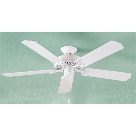 hunter 174 52 quot quiet breeze ceiling fan 141141 lighting