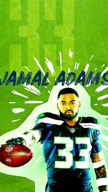 Seahawks Seattle Iphone Mobile Android Wallpapers Jamal