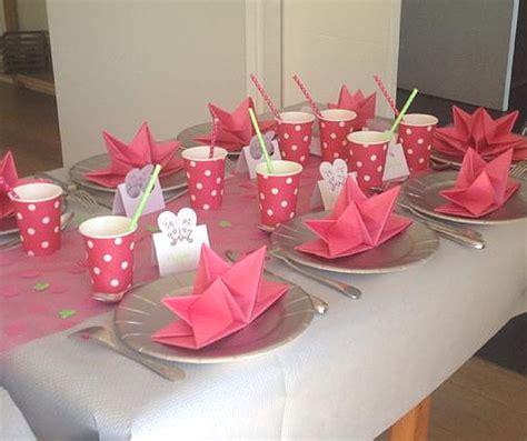 deco de table communion fille pin menu table d h te 3 on