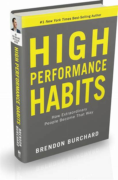 Habits Performance Burchard Brendon Successful Extraordinary Way