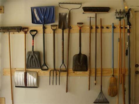 pin  egarden tools  weeders diy garage shelves shed