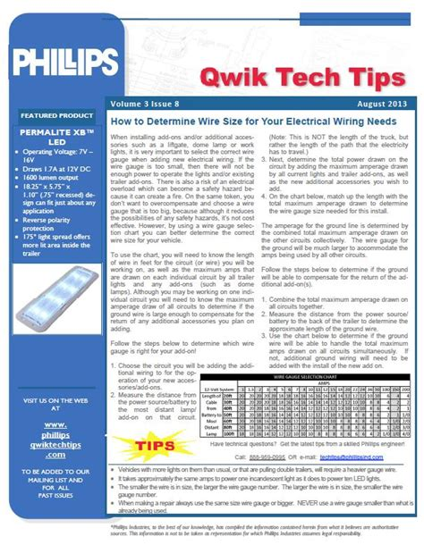 How Determine Wire Size For Your Electrical Wiring Needs