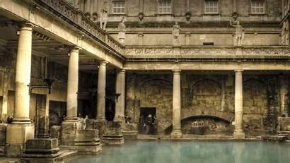 Ancient Rome Wallpapers Roman Bath Landscape