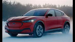2021 Ford Mustang Mach-E SUV – AWD Winter Testing | AutoSportMotor