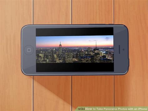 how to take a panorama on iphone how to take panorama photos with an iphone 12 steps