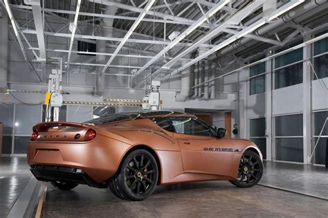 2018 Lotus Evora 414e Hybrid Concept Image