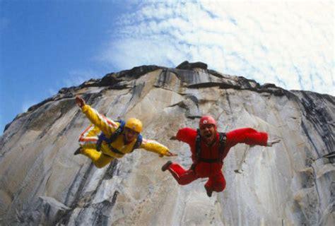 Base Jumping The Thrills Dangers Toronto Star