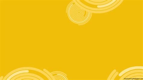 large picture windows circles of yellow hd wallpapers