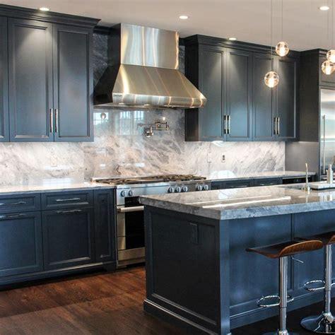 wolf stainless steel range hood farmhouse kitchen design