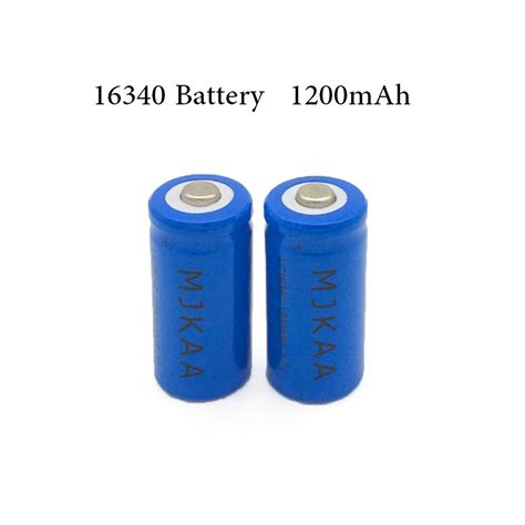 Best Rechargeable Cr123a Lithium Batteries by Popular Cr123 Lithium Rechargeable Buy Cheap Cr123 Lithium