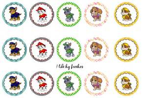 monsters inc cake toppers freebies free paw patrol bottlecap images