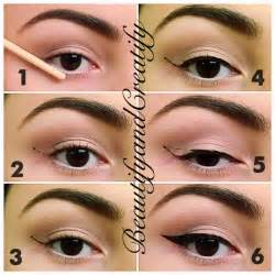 how to cat eye i can t seem to do winged eyeliner correctly any advice